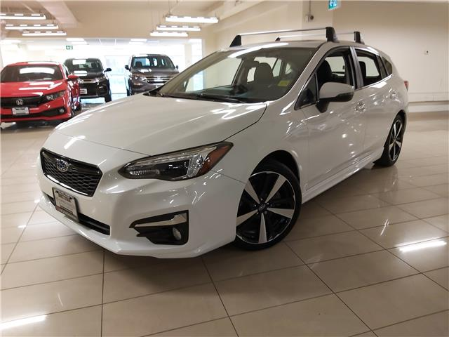 2019 Subaru Impreza Sport-tech (Stk: D13411A) in Toronto - Image 1 of 32