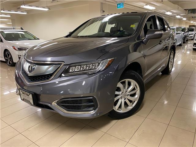 2017 Acura RDX Tech (Stk: AP3853) in Toronto - Image 1 of 28