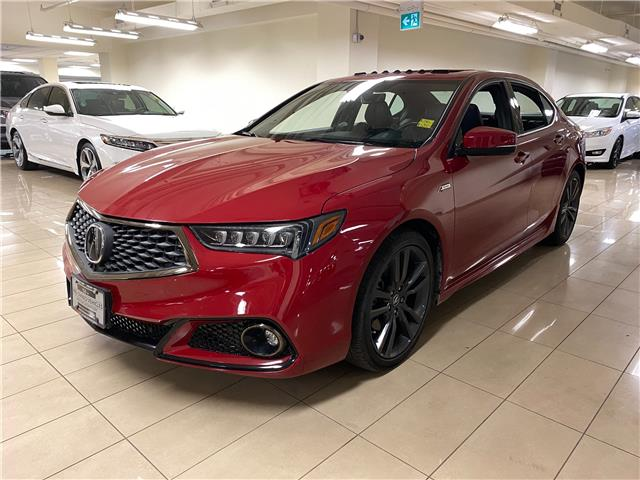 2019 Acura TLX Tech A-Spec (Stk: AP3879) in Toronto - Image 1 of 35