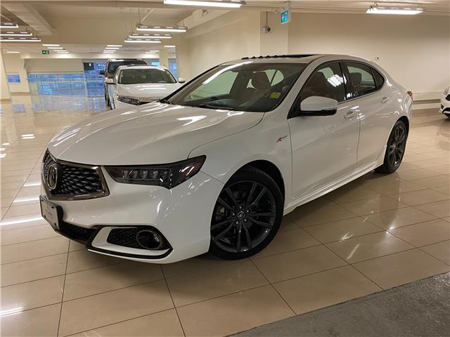 2018 Acura TLX Elite A-Spec (Stk: AP3877) in Toronto - Image 1 of 34