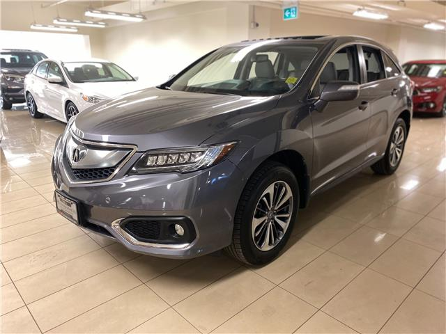 2017 Acura RDX Elite (Stk: AP3889) in Toronto - Image 1 of 36