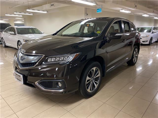 2017 Acura RDX Elite (Stk: AP3885) in Toronto - Image 1 of 36