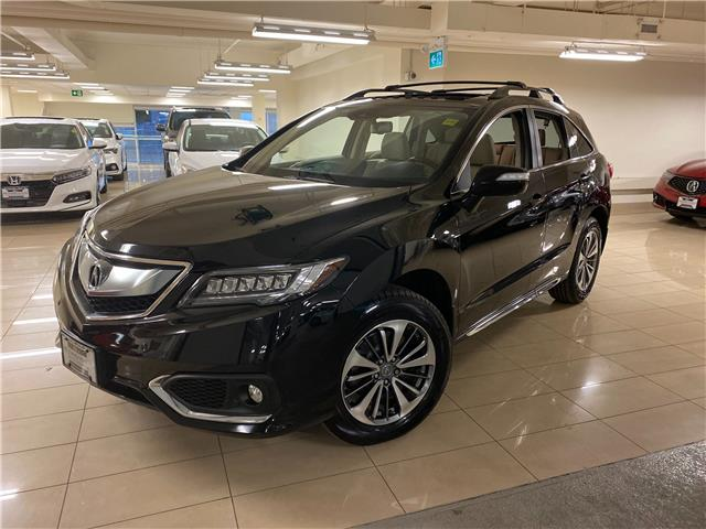 2018 Acura RDX Elite (Stk: TX13473A) in Toronto - Image 1 of 35