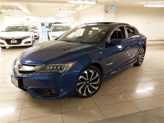 2017 Acura ILX Anniversary Edition (Stk: AP3894) in Toronto - Image 1 of 34