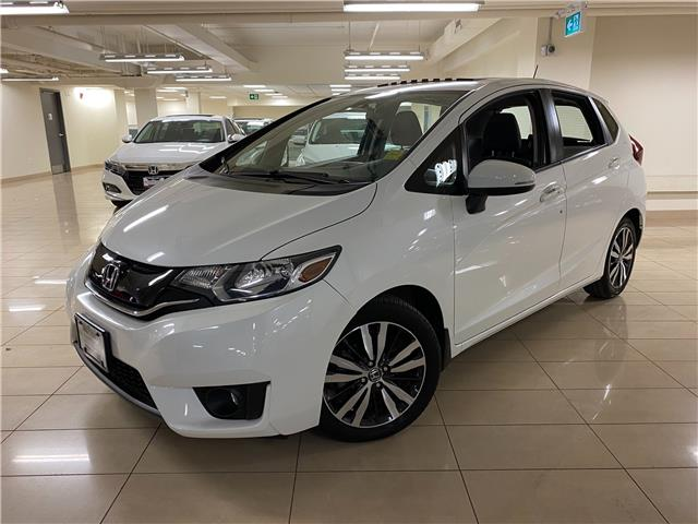 2016 Honda Fit EX-L Navi (Stk: AP3898) in Toronto - Image 1 of 27