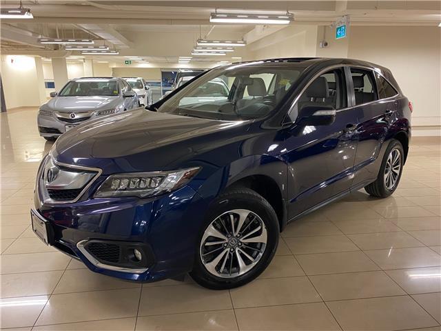 2017 Acura RDX Elite (Stk: AP3910) in Toronto - Image 1 of 37