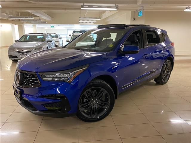 2019 Acura RDX A-Spec (Stk: AP3909) in Toronto - Image 1 of 37