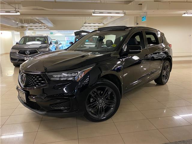 2019 Acura RDX A-Spec (Stk: D13510A) in Toronto - Image 1 of 32
