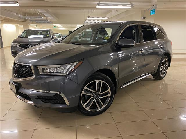 2017 Acura MDX Navigation Package (Stk: AP3922) in Toronto - Image 1 of 37