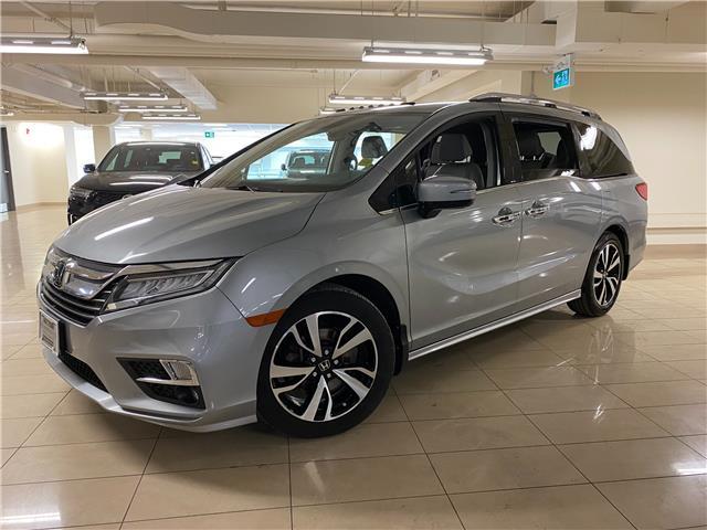 2018 Honda Odyssey Touring (Stk: AP3924) in Toronto - Image 1 of 36