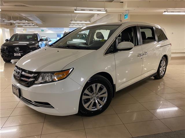 2017 Honda Odyssey EX (Stk: AP3926) in Toronto - Image 1 of 40