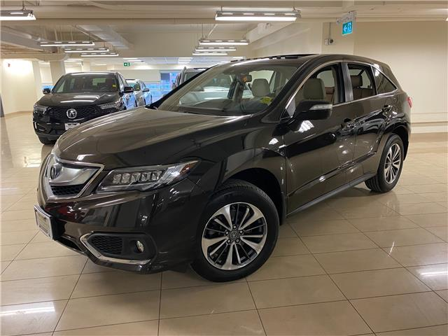 2018 Acura RDX Elite (Stk: AP3882) in Toronto - Image 1 of 36