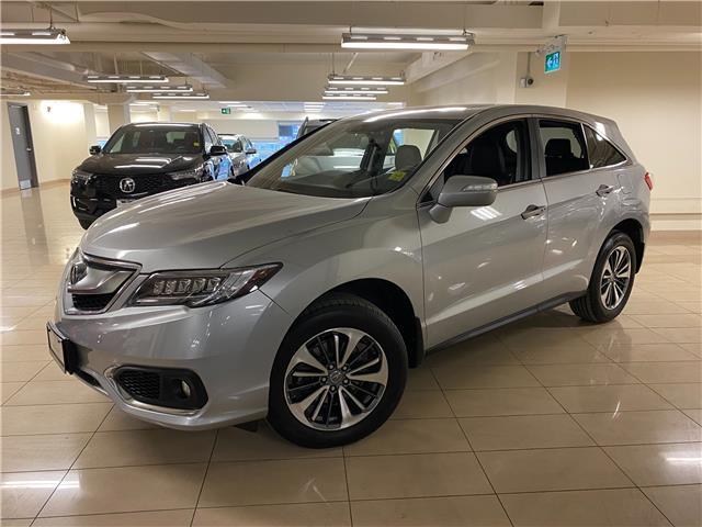 2018 Acura RDX Elite (Stk: AP3884) in Toronto - Image 1 of 37