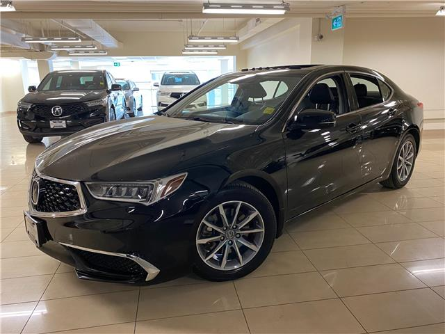 2018 Acura TLX Base (Stk: AP3927) in Toronto - Image 1 of 34