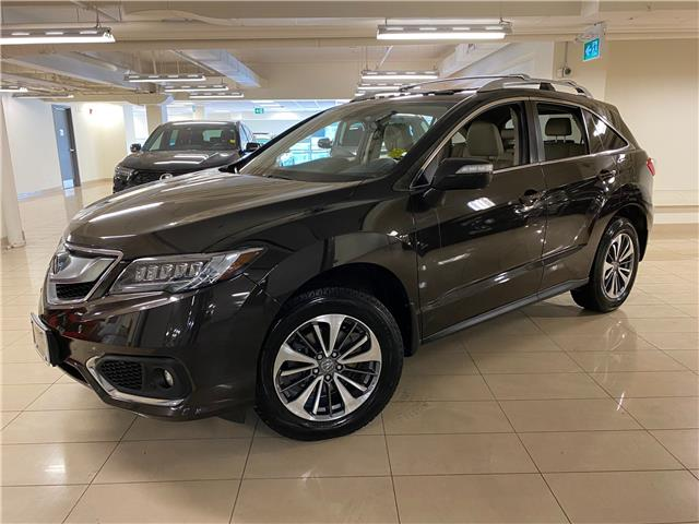 2017 Acura RDX Elite (Stk: AP3930) in Toronto - Image 1 of 37