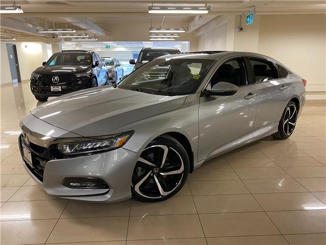 2018 Honda Accord Sport (Stk: AP3933A) in Toronto - Image 1 of 31