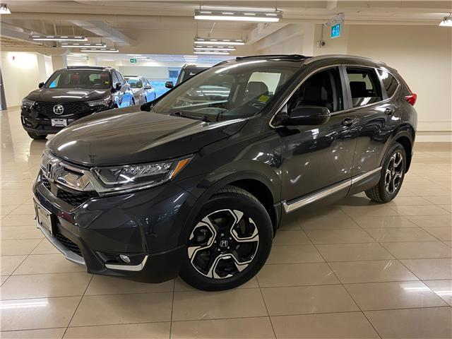 2017 Honda CR-V Touring (Stk: D13492A) in Toronto - Image 1 of 38
