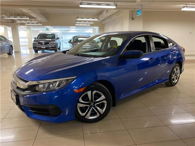 2016 Honda Civic LX (Stk: AP3931) in Toronto - Image 1 of 28