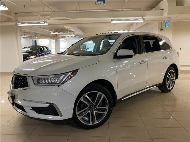 2017 Acura MDX Navigation Package (Stk: AP3969) in Toronto - Image 1 of 36