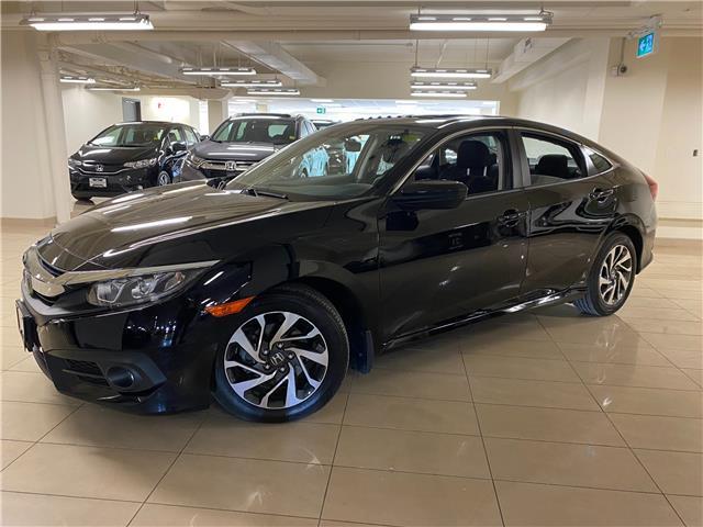 2017 Honda Civic EX (Stk: AP3948A) in Toronto - Image 1 of 28