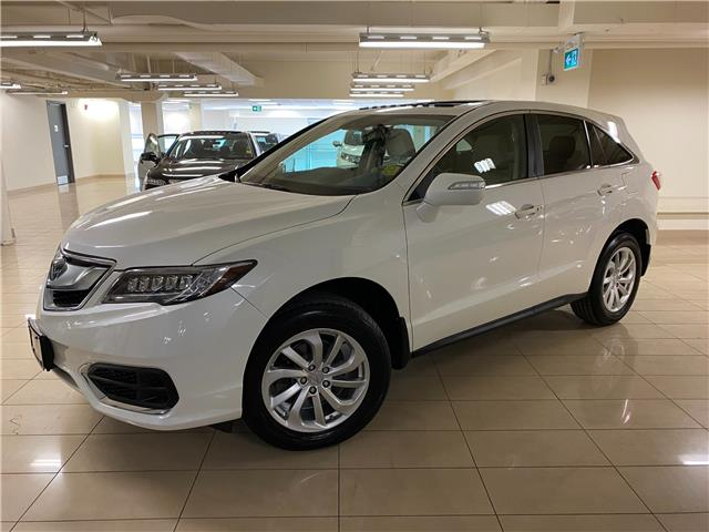2018 Acura RDX Tech (Stk: AP3976) in Toronto - Image 1 of 35