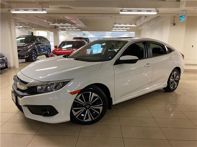 2018 Honda Civic EX-T (Stk: AP3986) in Toronto - Image 1 of 30