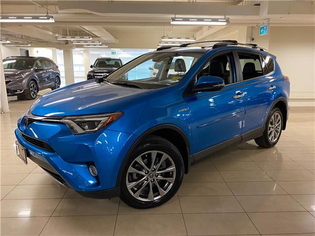 2017 Toyota RAV4 Hybrid Limited (Stk: AP3993) in Toronto - Image 1 of 34