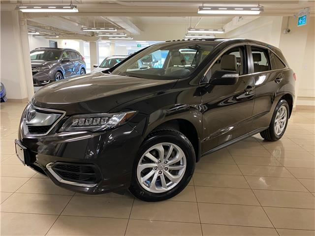 2017 Acura RDX Tech (Stk: AP4003) in Toronto - Image 1 of 32