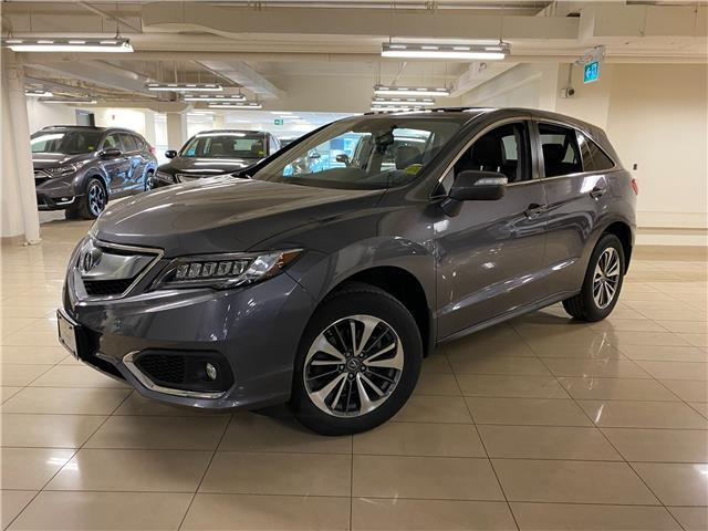 2017 Acura RDX Elite (Stk: D13491A) in Toronto - Image 1 of 35