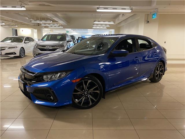 2017 Honda Civic Sport (Stk: AP4033) in Toronto - Image 1 of 34