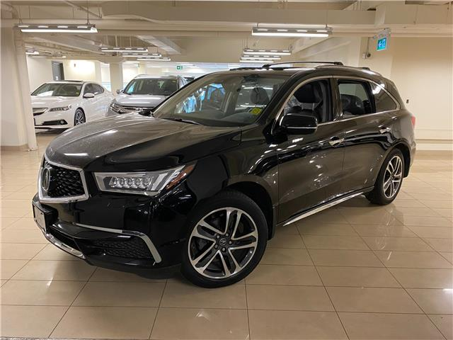 2017 Acura MDX Navigation Package (Stk: AP4018) in Toronto - Image 1 of 33