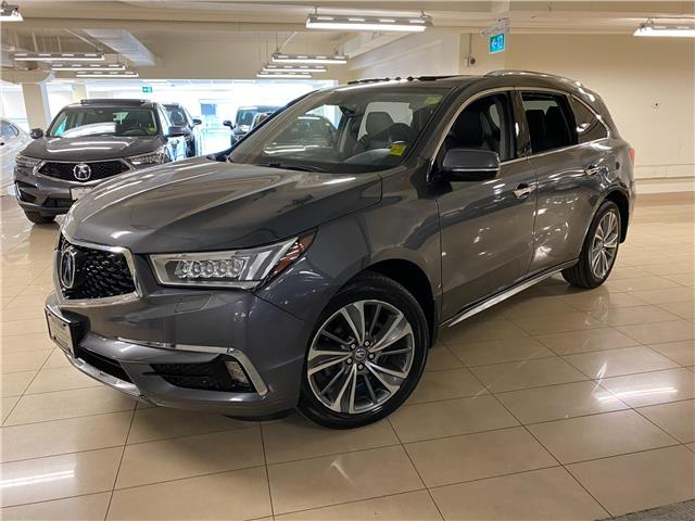 2017 Acura MDX Elite Package (Stk: M13664A) in Toronto - Image 1 of 40