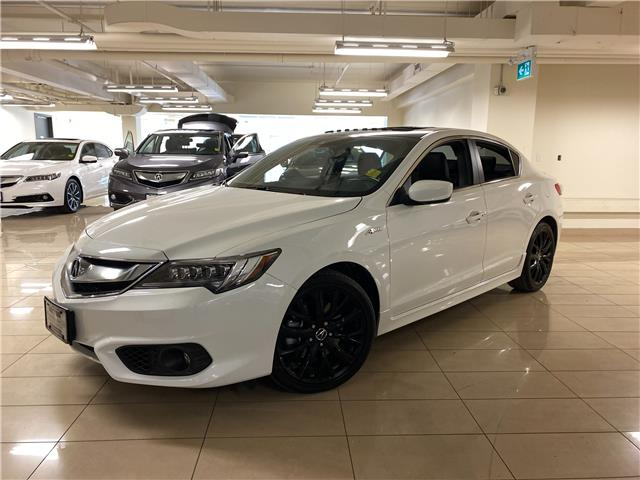 2018 Acura ILX A-Spec (Stk: AP4031) in Toronto - Image 1 of 33