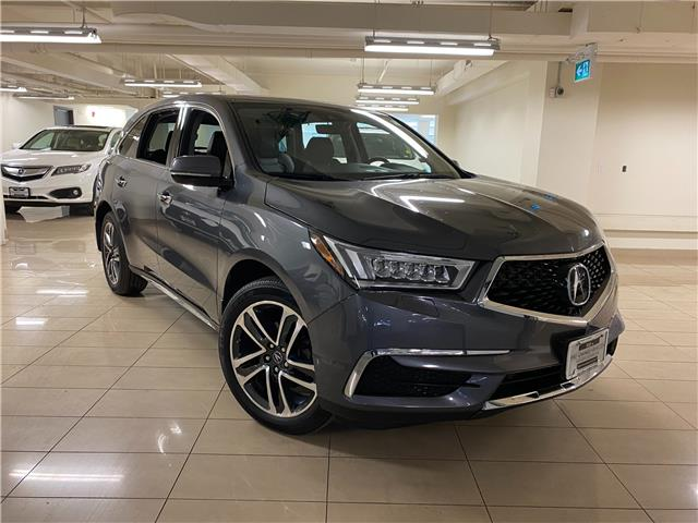 2017 Acura MDX Technology Package (Stk: AP3939) in Toronto - Image 1 of 40