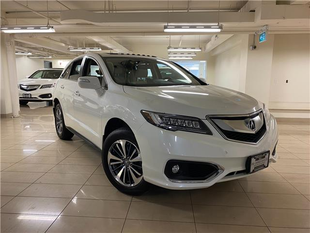 2017 Acura RDX Elite (Stk: AP4080) in Toronto - Image 1 of 36