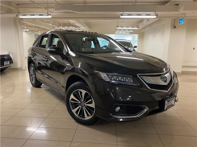 2017 Acura RDX Elite (Stk: AP4105) in Toronto - Image 1 of 33