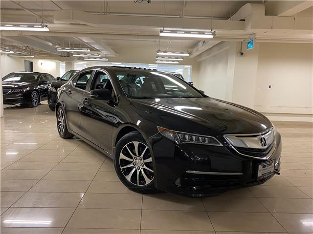 2017 Acura TLX Base (Stk: AP4097) in Toronto - Image 1 of 33
