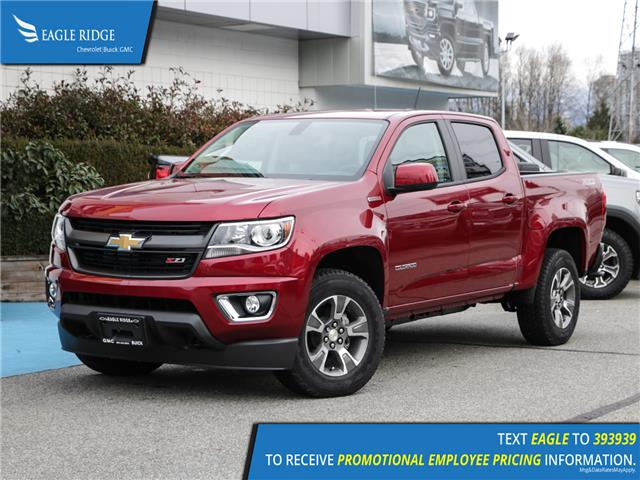 2020 Chevrolet Colorado Z71 (Stk: 08123A) in Coquitlam - Image 1 of 17