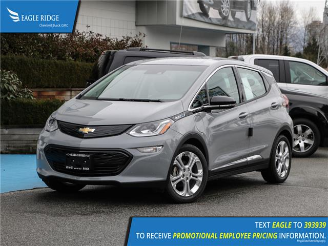 2020 Chevrolet Bolt EV LT (Stk: 02317A) in Coquitlam - Image 1 of 16