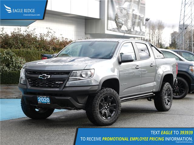 2020 Chevrolet Colorado ZR2 (Stk: 08129A) in Coquitlam - Image 1 of 17