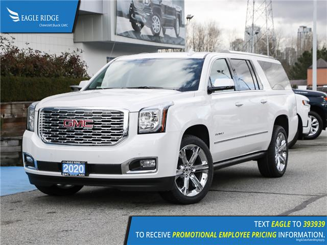 2020 GMC Yukon XL Denali (Stk: 07605A) in Coquitlam - Image 1 of 22