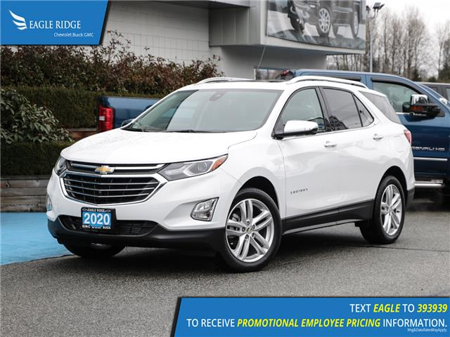 2020 Chevrolet Equinox Premier (Stk: 04511A) in Coquitlam - Image 1 of 18
