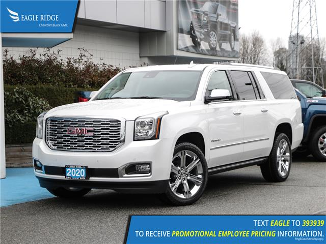 2020 GMC Yukon XL Denali (Stk: 07609A) in Coquitlam - Image 1 of 22