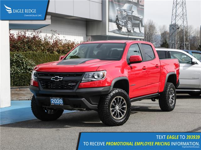 2020 Chevrolet Colorado ZR2 (Stk: 08137A) in Coquitlam - Image 1 of 17