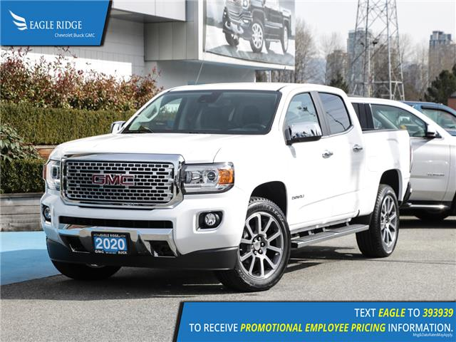 2020 GMC Canyon Denali (Stk: 08015A) in Coquitlam - Image 1 of 17