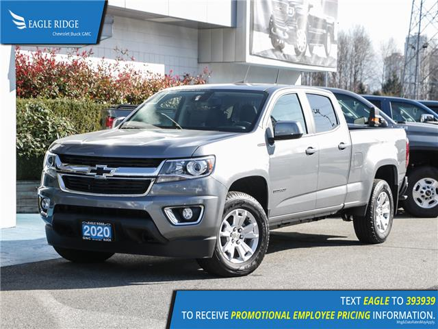 2020 Chevrolet Colorado LT (Stk: 08145A) in Coquitlam - Image 1 of 16