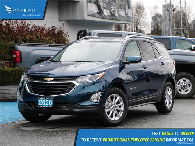 2020 Chevrolet Equinox LT (Stk: 04620A) in Coquitlam - Image 1 of 17