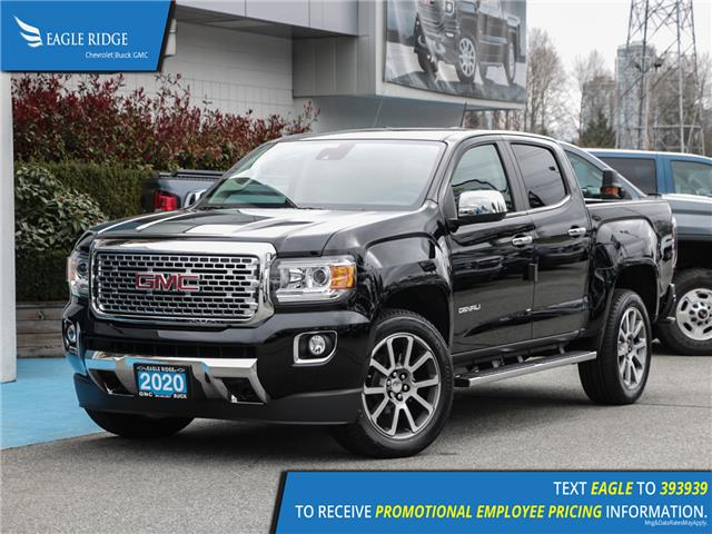 2020 GMC Canyon Denali (Stk: 08018A) in Coquitlam - Image 1 of 17