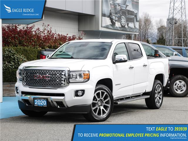 2020 GMC Canyon Denali (Stk: 08016A) in Coquitlam - Image 1 of 17
