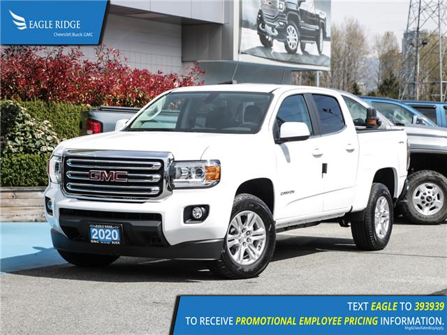 2020 GMC Canyon SLE (Stk: 08020A) in Coquitlam - Image 1 of 16